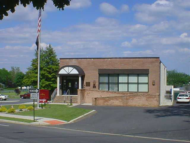 Jamesburg's New Borough Hall