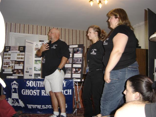 South Jersey Ghost Research presents