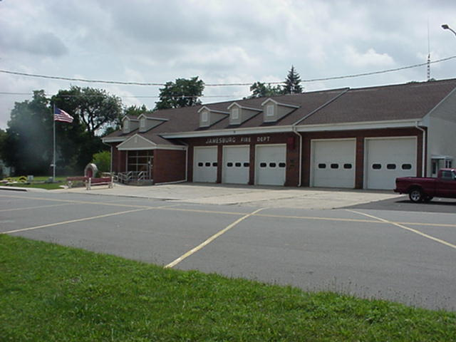 Jamesburg Volunteer Fire Department