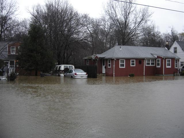 Jamesburg Floods: 2007