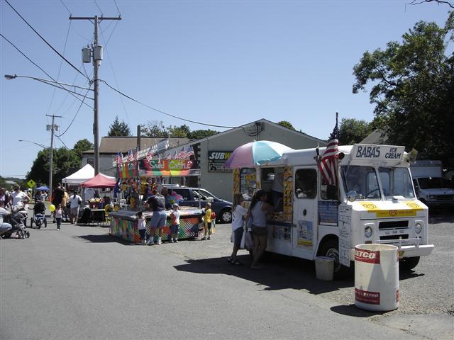 Jamesburg Food Truck August